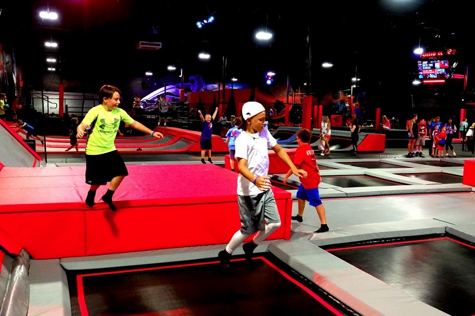 Adventure Air Sports Rock Hill Indoor Trampoline Park