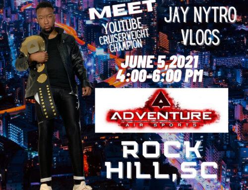 Jay Nytro Coming June 5th, 2021!